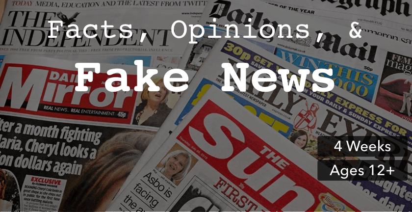Fake News Project Banner Image