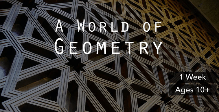 A World of Geometry Project Banner Image