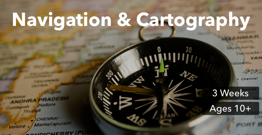 Navigation and Cartography Banner Image