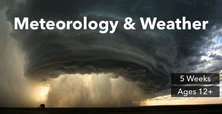 Meteorology and Weather Banner Image