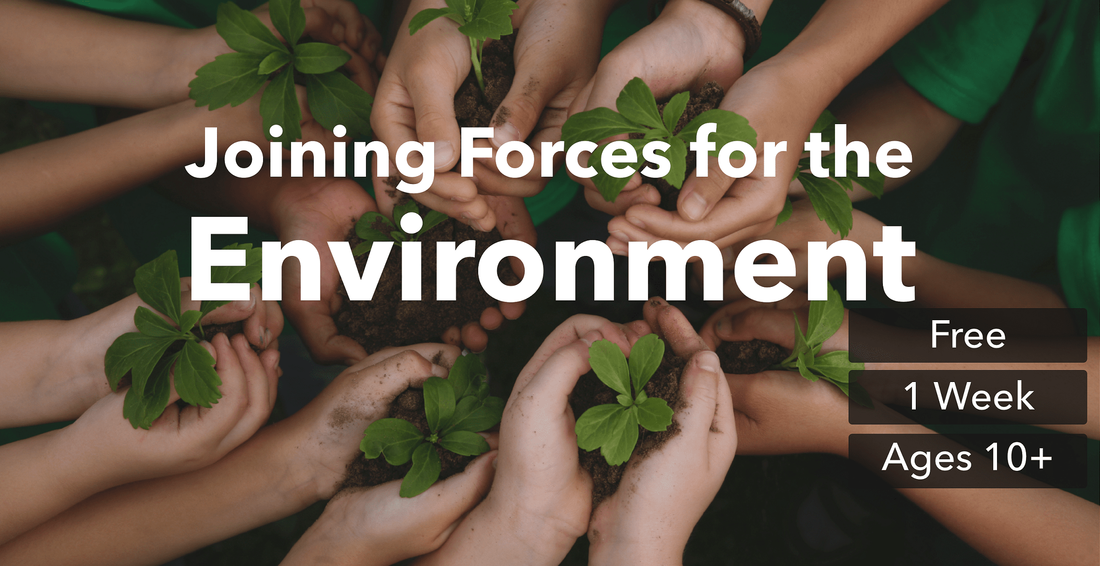 Joining Forces for the Environment