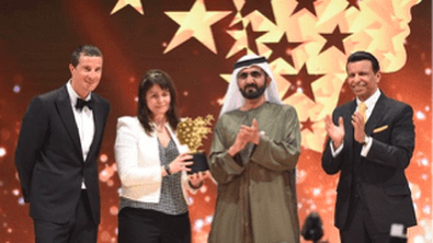 Global Teacher Prize Winner Maggie MacDonnell